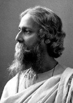 Tagore, from the Nobel Prize webpage